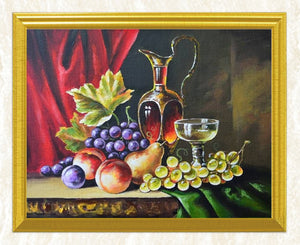 Still Life Fruits DIY Diamond Painting Kit