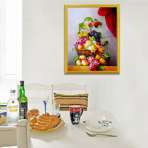 Fruit Basket DIY Diamond Painting