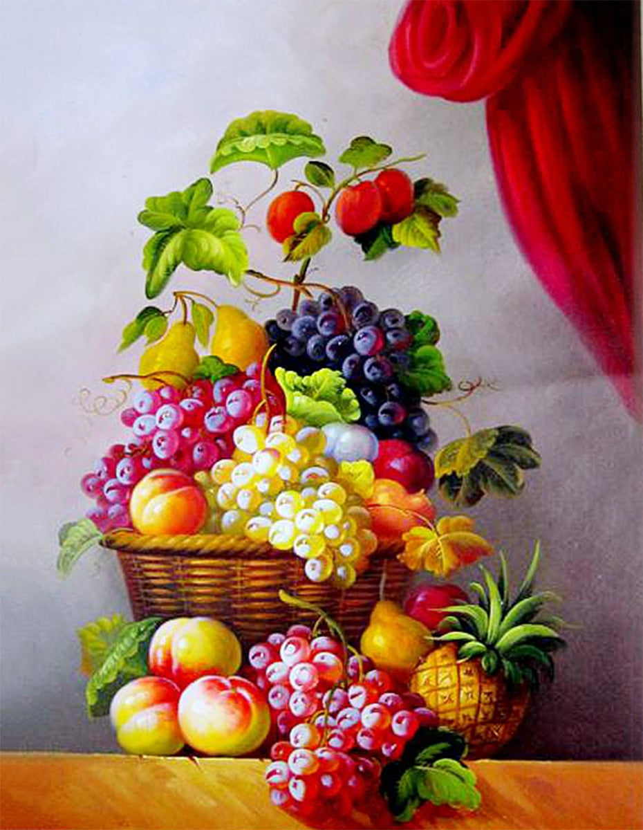 Fruits 5D Diamond Art Kit
