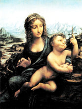Load image into Gallery viewer, Leonardo Da Vinci Diamond Painting Kit