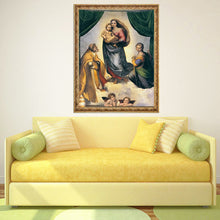 Load image into Gallery viewer, The Sistine Madonna - Raphael