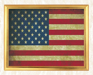 American Flag DIY Diamond Painting