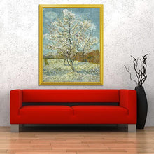 Load image into Gallery viewer, Pink Peach Tree - Vincent Van Gogh