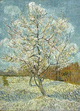 Load image into Gallery viewer, Peach Tree Van Gogh