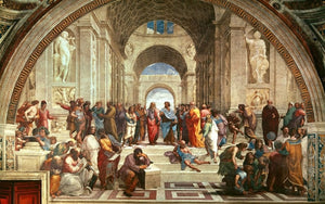 The School of Athens - Raphael