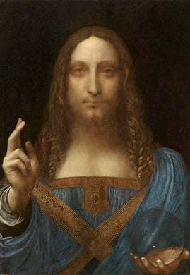 Leonardo Portrait 5D Diamond Painting