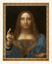 Load image into Gallery viewer, Leonardo da Vinci Salvator Mundi Diamond Painting