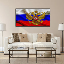 Load image into Gallery viewer, Russian Federation DIY Diamond Painting
