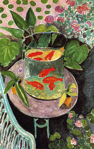 Gold Fish Diamond Painting