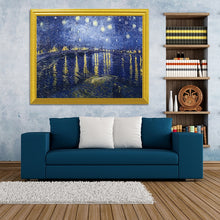 Load image into Gallery viewer, Starry Night Over the Rhone - Van Gogh