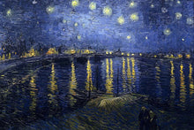 Load image into Gallery viewer, Starry Night Diamond Painting by Van Gogh