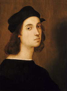 Raffaello Portrait Diamond Painting