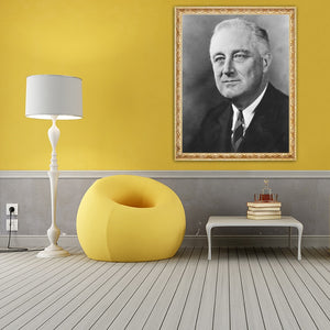 Franklin D. Roosevelt Diamond Painting