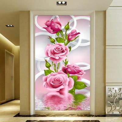 diamond painting roses