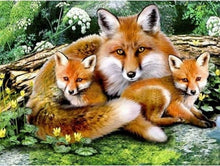 Load image into Gallery viewer, Fox Collection DIY Diamond Paintings