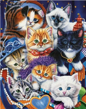Load image into Gallery viewer, Adorable Cats DIY Diamond Paintings