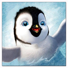 Load image into Gallery viewer, Penguins Square Drill