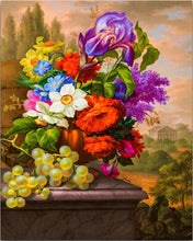 Load image into Gallery viewer, Colorful Flowers Collection DIY Diamond Painting