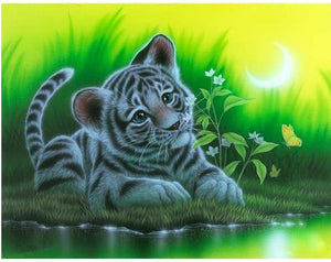 Rabbits & Tigers DIY Diamond Painting