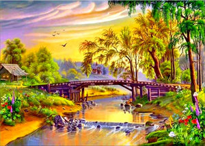 Landscapes DIY Diamond Paintings