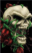 Load image into Gallery viewer, Skull Art Painting Kits