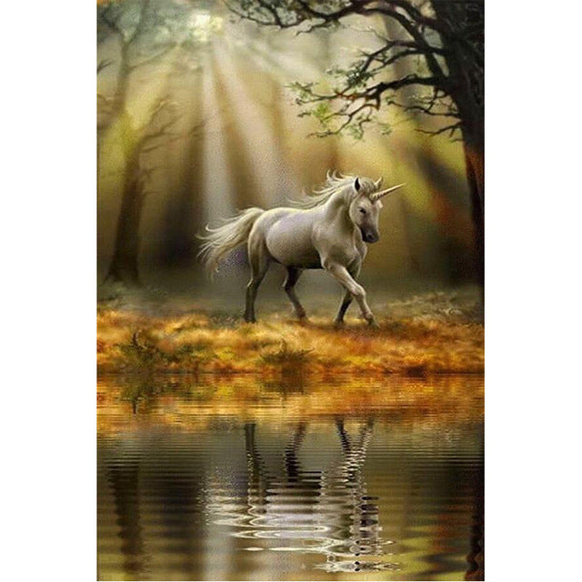 Horses Diamond Painting Kits