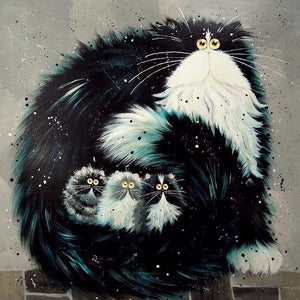 Cats DIY Diamond Paintings