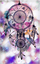 Load image into Gallery viewer, Dream Catcher DIY Diamond Painting