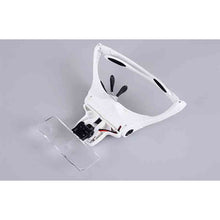 Load image into Gallery viewer, LED Light Headband Magnifier Glass for Painting with Diamonds