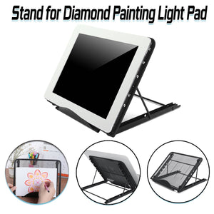 LED Light Pad Holder for Diamond Painting