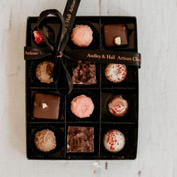 Audley & Hall Chocolate Box 12