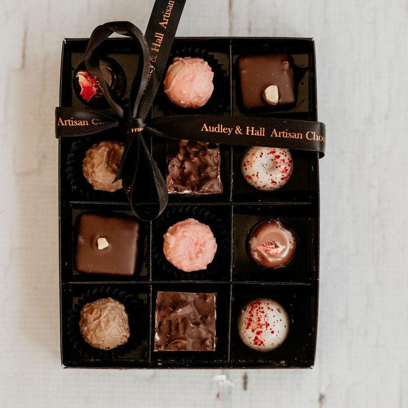 Audley & Hall Chocolate Box