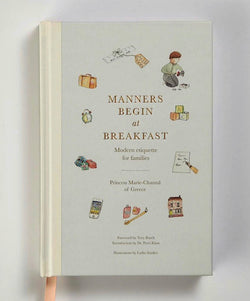 Book - Manners begin at Breakfast