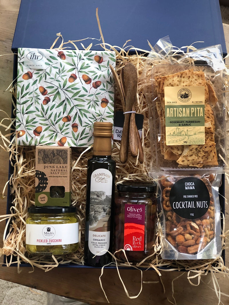 The Hamilton Hamper - For the heartbeat of the home