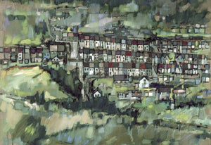 Rhondda Fawr Ltd Ed Print sold on behalf of Arwen Banning