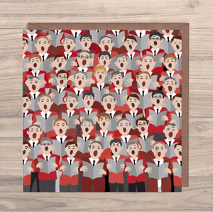 Male Voice Choir Card