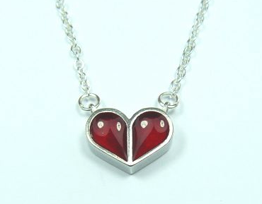 Love Bug Necklace sold on behalf of Koa Jewellery