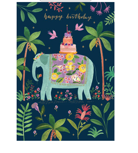 GC 2089 Birthday Elephant