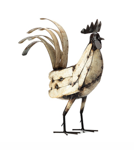 Cockerel by Fairtrade Artists