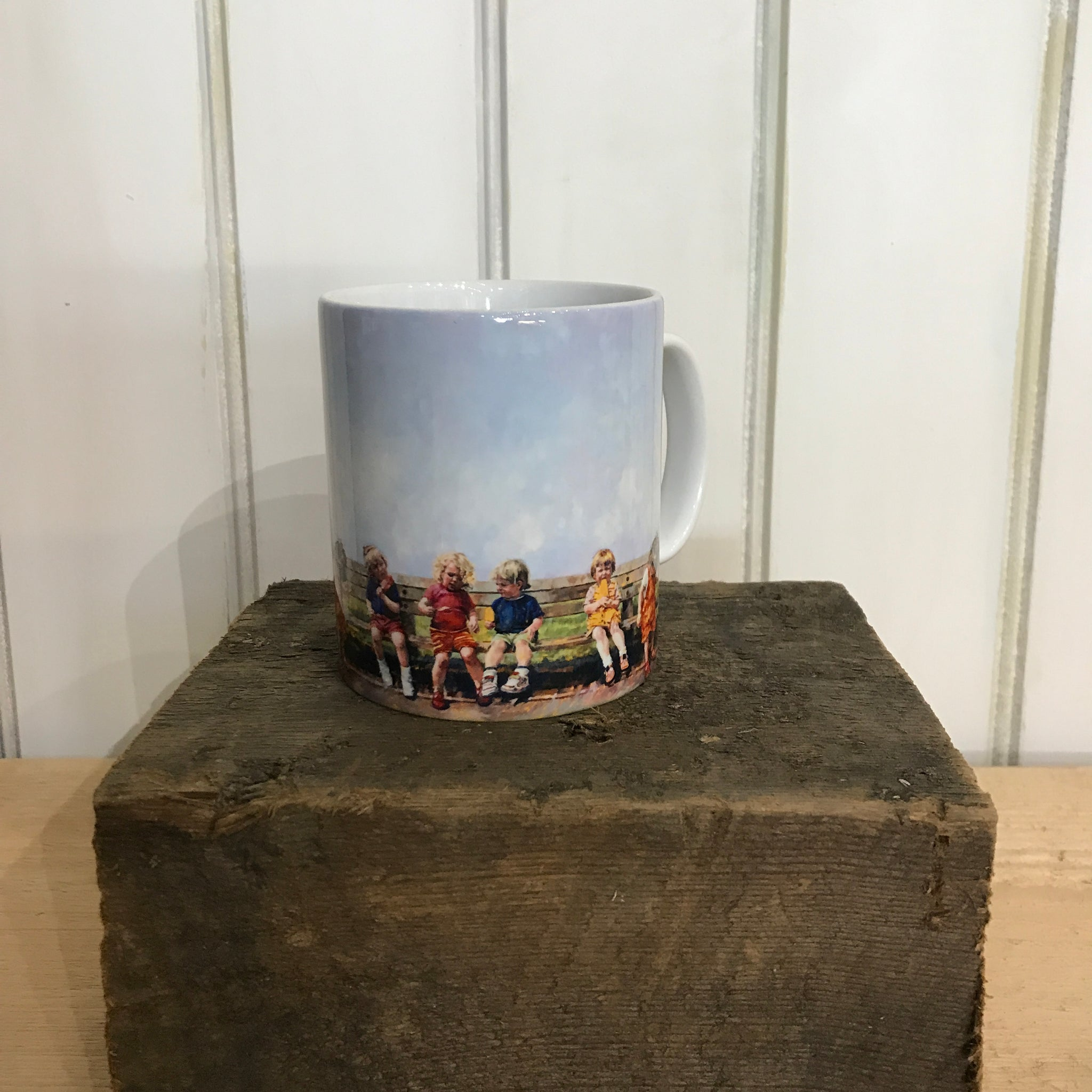 Lolly Time Mug sold on behalf of Arwen Banning