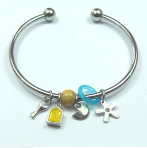 Sea Charm Bracelet sold on behalf of Koa Jewellery