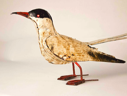 Tern Recycled Metal