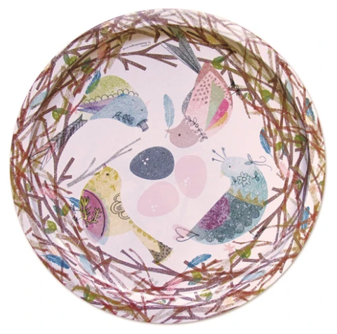 Ink Press Birds Nest Tray