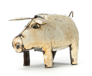 Piglet by Fairtrade Artists Zimbabwe