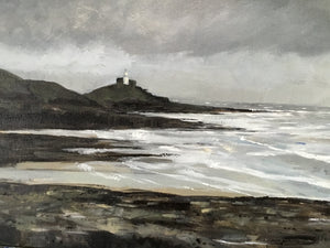 Southerly Gale at Lighthouse Sold on Behalf of Mark R Wilson