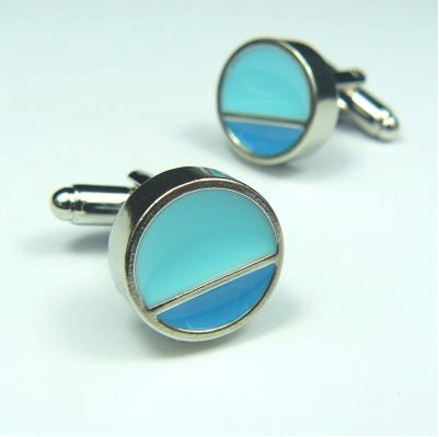 Horizon Cufflinks sold on behalf of Koa Jewellery