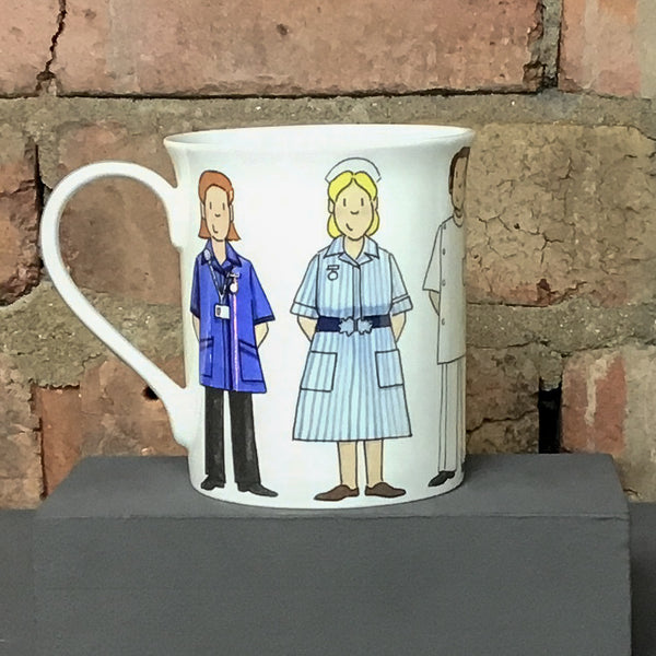 Nursing Mug in Box