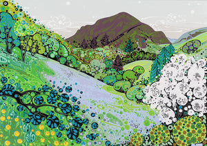 Allt Rhyd y Groes 2 40 x 28cm Sold on Behalf of Katie Allen