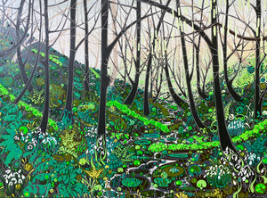 Bishopston Valley Early Spring sold on behalf of Katie Allen