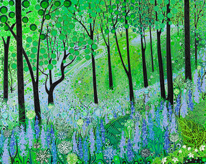 Bluebell Woodland sold on behalf of Katie Allen